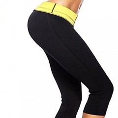 Neoprene Slimming Workout Tights