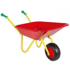 Kids Home Gardener Toy Wheelbarrow